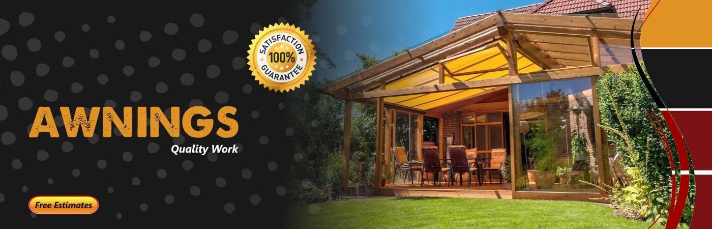 QR Awnings Services
