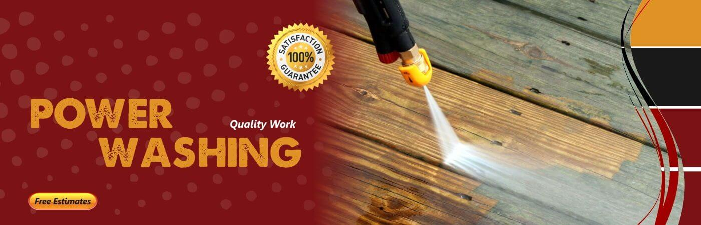 QR Power Washing Services