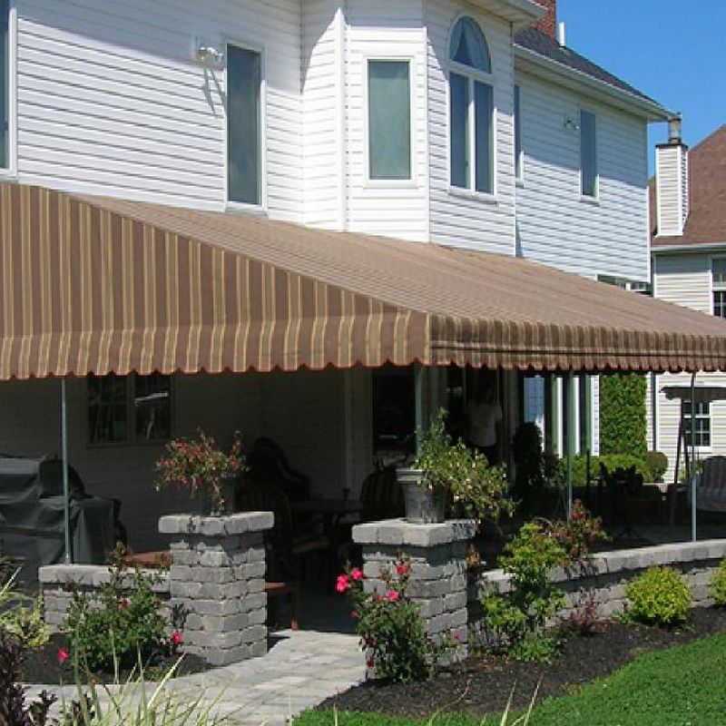 Awning Services in Maryland – Qualified Remodelers | Qualified